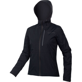 Endura Hummvee Waterproof Hoodie Jacket Women black